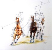 The Appeal (set of 4) POLO TEAM PRIZE OPTION