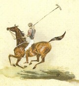 Edwardian Player (Set of 4) POLO TEAM PRIZE OPTION
