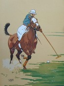 French Player 2 (Set of 4) POLO TEAM PRIZE OPTION