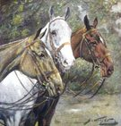 Polo Ponies -SOLD - Image 1