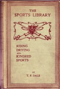 Riding, Driving And Kindred Sports