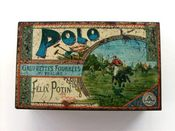 Polo Advertising Biscuit Tin SOLD