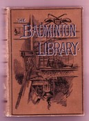 Riding Polo.  Badminton Library - First Edition