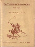 Training of Mount and Man for Polo SOLD - Image 1