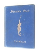 Modern Polo -First Edition -SOLD
