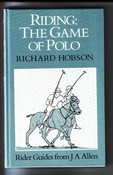 Riding: The Game of Polo