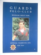 Guards Polo Club Official Yearbook 1994