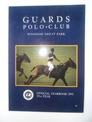 Guards Polo Club Official Yearbook 1993