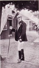 Edwardian Irish Polo Player - Image 1