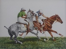 Rough Riding & At Close Quarters: A Pair of Prints - Image 3
