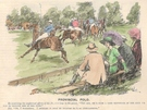 Punch Cartoon - Provincial Polo - Image 1
