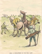 Punch Cartoon - Golo: A Development of the Polo Habit